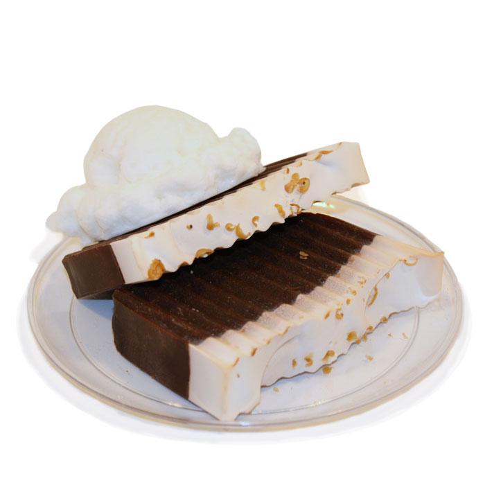 Moisturizing Bar Soap - Ice Cream Cake Scented - Organic & Aromatic