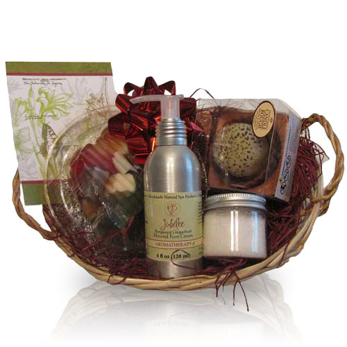 Thank You For Your Business Basket: Unique Thank You Gift Idea For Business