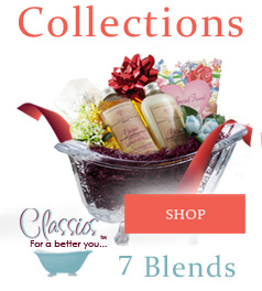 spa gift baskets collections classics