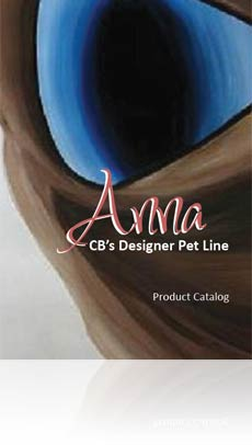 anna designer pet catalog