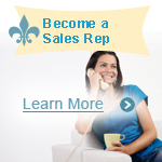 become a castle baths sales rep
