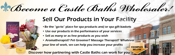 become a castle baths wholesaler