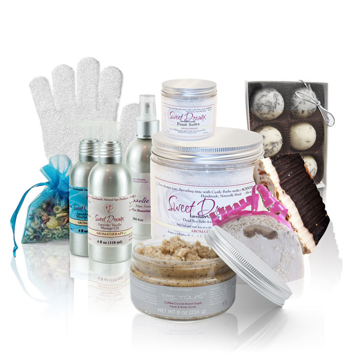 Happy Birthday Best Day Ever Gift Basket For The Woman Who Needs It All