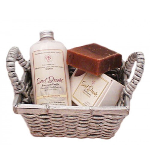 Lavender Ultimate Spa Gift Basket By Broadwaybasketeers Com: Spa Gift Basket For Women. Give The Gift Of Relaxation