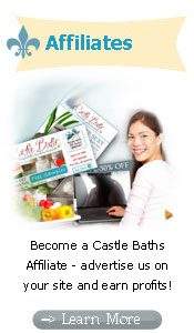 castle baths affiliates