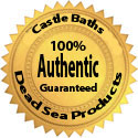 pure authentic dead sea salts