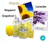 bath and body- Prayer