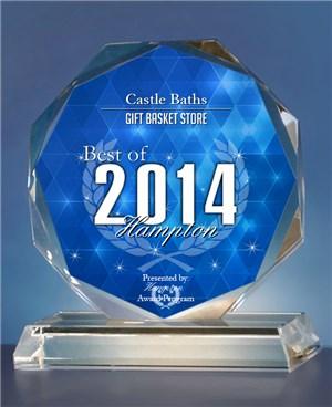 city of hampton award best gift basket store