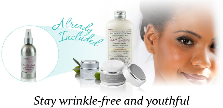 natural glycerin anti-wrinkle youthful skin