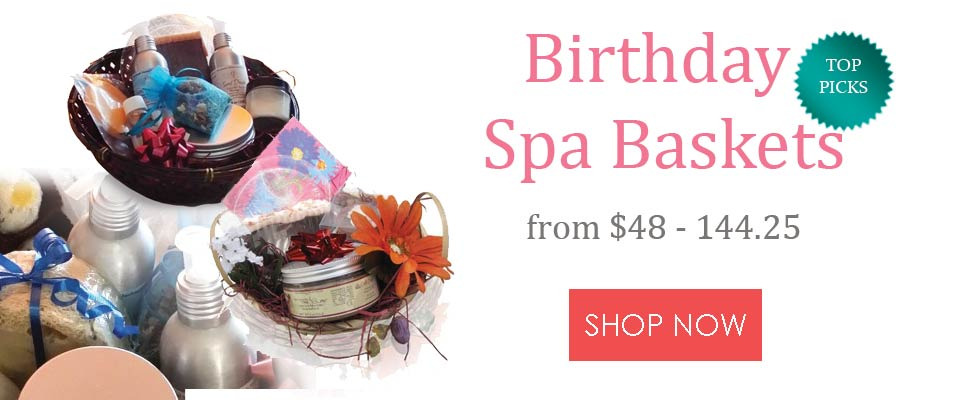 happy birthday pampering spa gift basket collection top picks