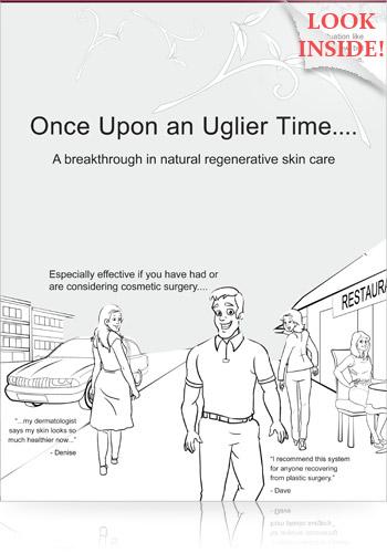 white paper - sensitive skin